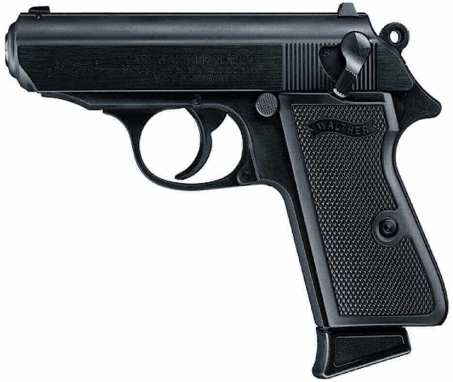 airsoft-gun-Walther-PPK-maket creator, maketcreator.com