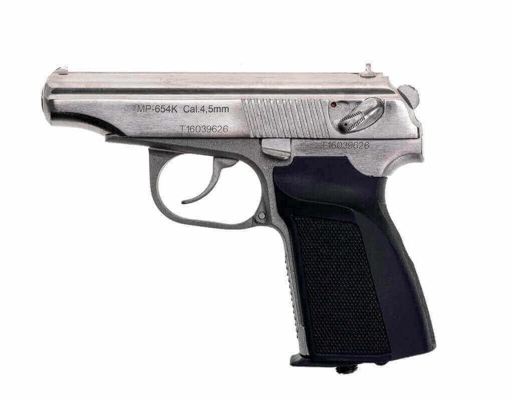 airsoft gun baikal-makarov maket creator, maketcreator.com