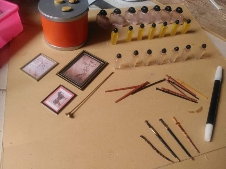 diecast alat pabrik maket creator, maketcreator.com