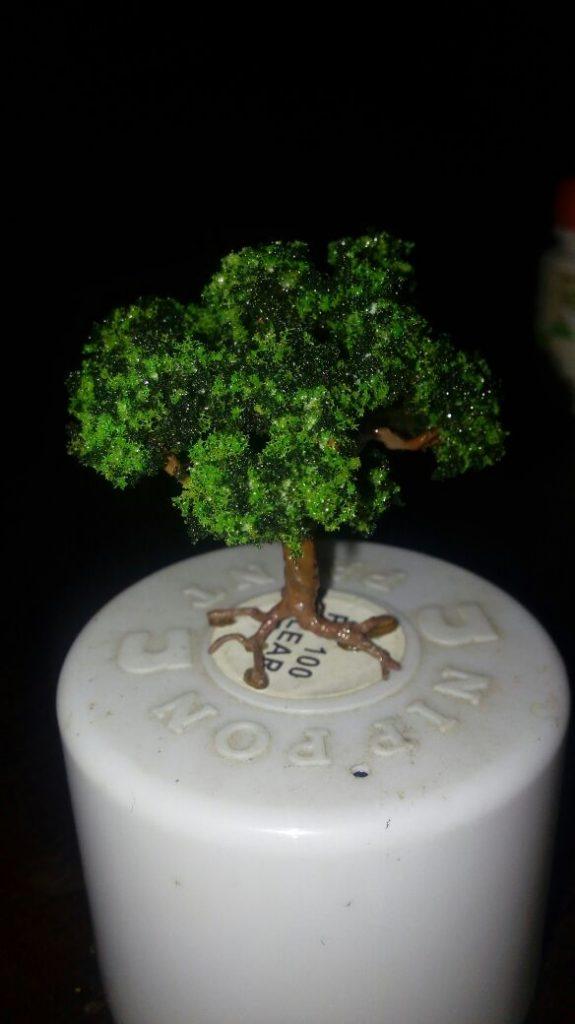 miniatur diecast pohon maket creator, maketcreator.com