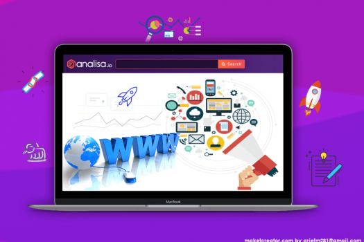 website promosi maket creator